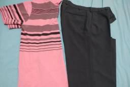 Camisa e calça
