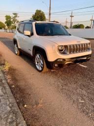 Jeep renegade limited 1.8 flex branco pérola 19/19