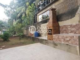 Apartamento à venda com 3 dormitórios em Santa teresa, Rio de janeiro cod:FL3AP49088