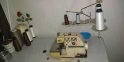 Máquina de custura (interlock)