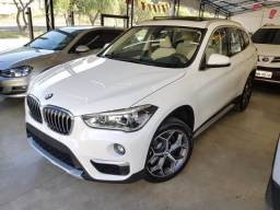 Vende-se BMW X1 com teto solar blindada