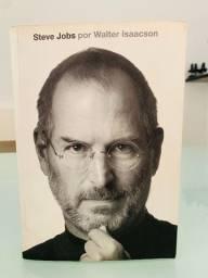 Livro Steve Jobs / por Walter Isaacson