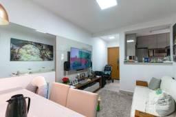 Apartamento à venda com 2 dormitórios em Castelo, Belo horizonte cod:268945
