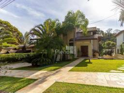 Casa com 4 quartos à venda, 450 m² por R$ 2.200.000 - Condomínio Chácara Flora - Valinhos/