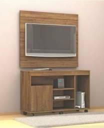 Rack c/ Painel de TV até 42 Polegadas - Frete Grátis