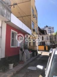 Casa de vila à venda com 3 dormitórios em Humaitá, Rio de janeiro cod:SP3CV46456