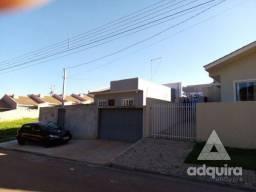 Casa com 2 quartos - Bairro Colônia Dona Luíza em Ponta Grossa