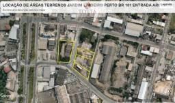Terreno para alugar em Jardim limoeiro, Serra cod:60082063