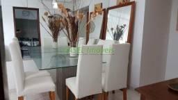 Apartamento à venda com 3 dormitórios em Guilhermina, Praia grande cod:803765