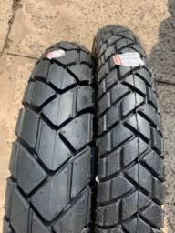 Jogo de pneus rinaldi r34