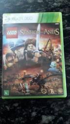 Lego O Senhor Dos Anéis - Xbox 360 - Original