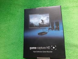 Placa de captura elgato game capture HD