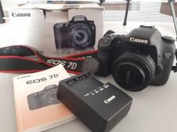 Câmera Canon EOS7D