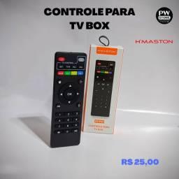 Controle para TV BOX - Loja PW STORE