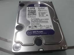 HD 3.0 TB terabyte funcionando