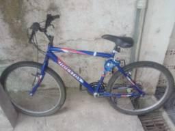 Bicicleta Houston azul
