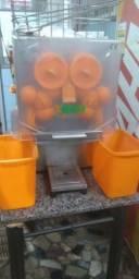 Maquina Profissional De Suco De Laranja Automática Elétrica - Semi-novo