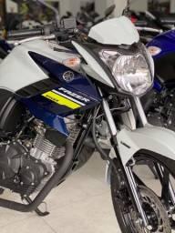 Oferta Yamaha Fazer 150 Sed Freios Ubs 2020/21 0km - R$1.500,00