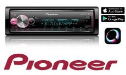 Aparelho Pioneer MVH-X7000 Bluetooth - Comando de Voz