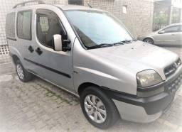 Fiat Doblo 7Lugares. Completo Com Gnv Em Até 72x!