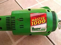 Roçadeira lateral elétrica usado, Trapp Master 1000