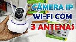 Câmera wi-fi 3Antenas