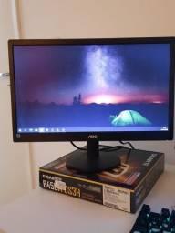 monitor Aoc 18.5 polegadas 60hz