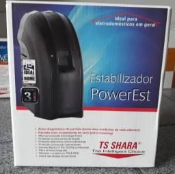 Estabilizador Novo TS Shara Powerest 500Va Bivolt 4T 115V - 9016