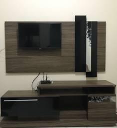 Painel + homer + centro espelhado