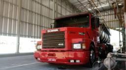 Scania 142 ano 1987 so cavalo