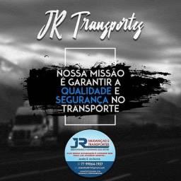 JR MUDANÇAS E TRANPORTES