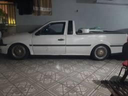 Saveiro G3 Turbo-Forjada / Aceito moto 600 +