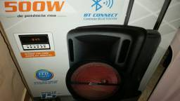Caixa de Som/ Amplificada - 500W