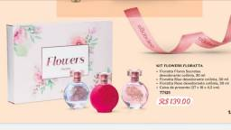 Kit Flowers Floratta - O Boticário - Camaçari