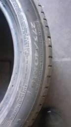1 pneu 275 40 18 michelin em bom estado