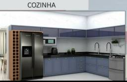 Casa a venda no Condomínio Eco Spa _3 dormitórios <br>