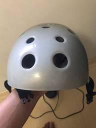 Vendo capacete! É para sair logo!