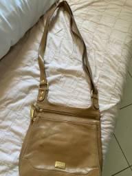 Vendo bolsa couro