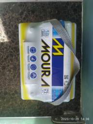 Bateria 60 amperes Moura R$360,00 no dinheiro ou 6x=64,00
