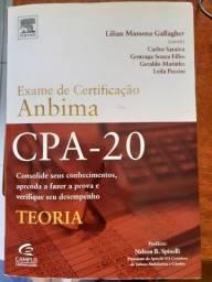 Examine de Certificação Anbima CPA-20