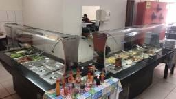 Buffet quente e buffet frio Urgente