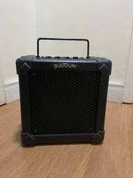 Cubo amplificador para guitarra COM MAL CONTATO