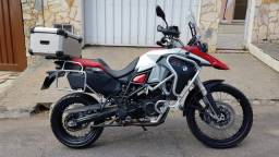 Vendo moto BMW F800 GS Adventure Impecável!