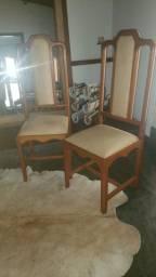 6 cadeiras cada