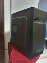 Computador core I3 4150, 4GB, SSD 120GB, placa de vídeo GT210