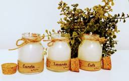 Velas Decorativas & Aromaticas