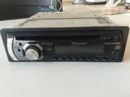 Som Pioneer Cd e Rádio- Araguari