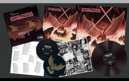 Holy Moses - Queen Of Siam - LP Vinil - Reedição - Thrash Metal