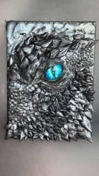 Caderno de dragão