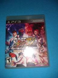 Jogo de PS3 (Super Street Fighter IV)